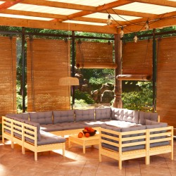 vidaXL Maletas blandas 3 piezas azul marino de tela oxford