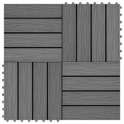 vidaXL Juego de maletas rígidas de ruedas trolley 3 pzas moradas ABS