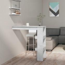 vidaXL Maleta con ruedas trolley rígida negra ABS