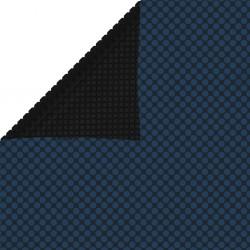 vidaXL Futbolín plegable negro 121x61x80 cm