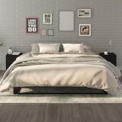 vidaXL Futbolín plegable marrón 121x61x80 cm