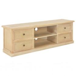 vidaXL Barra de tríceps acero plateado 3x86 cm