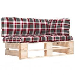 vidaXL Rodillo de yoga EPE rosa 15x90 cm