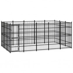 vidaXL Bicicleta estática con resistencia de cinta negra