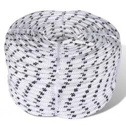 vidaXL Cubierta de piscina PE azul 488x244 cm
