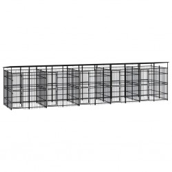 vidaXL Cubierta de piscina PE azul 975x488 cm