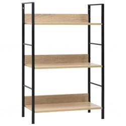 vidaXL Butaca tapizada de tela amarilla