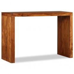 vidaXL Sillón diseño de cubo y reposapiés cuero sintético color vino