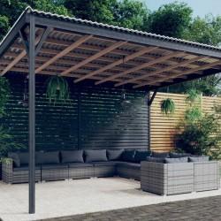 Nijdam patines cuero mujer patinaje artístico hielo 36 0043-WIT-36