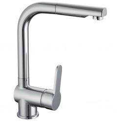 vidaXL Valla cañizo de corteza 400x100 cm