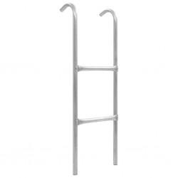 vidaXL Jardinera de gaviones de acero galvanizado 90x30x60 cm