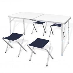 vidaXL Jardinera de gaviones de acero galvanizado 270x30x60 cm