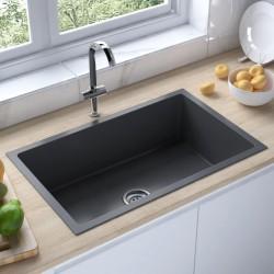 vidaXL Tapa de váter con cierre suave desenganche rápido ovalada azul