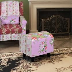 vidaXL Estor enrollable de exterior azul y blanco 60x250 cm