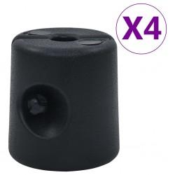 vidaXL Bandera de Estados Unidos 90x150 cm