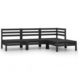 vidaXL Láminas autoadhesivas muebles PVC rojo 500x90 cm