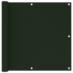 vidaXL Láminas autoadhesivas muebles PVC azul azure 500x90 cm