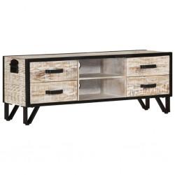 Verja negra con una puerta de entrada, 100 x 175 cm