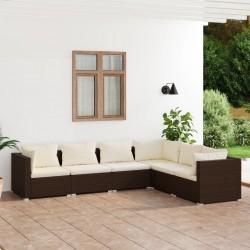 vidaXL Mesita de noche de madera maciza de mango 40x35x50 cm