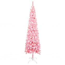 vidaXL Botellero de madera maciza de acacia 40x30x80 cm