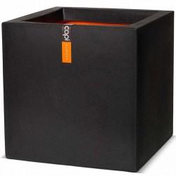 vidaXL Pantalla de lámpara de mimbre blanco 40x26 cm