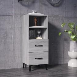 vidaXL Set mesa y sillas de bar 7 pzas teca maciza y acero inoxidable