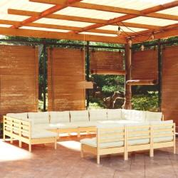 vidaXL Mesa de trabajo de cocina con estante acero inox 120x60x120cm