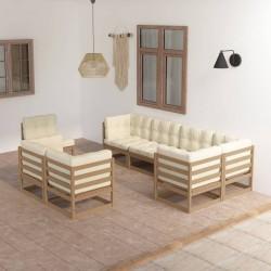 vidaXL Mesa de trabajo de cocina con estante acero inox 120x60x120 cm