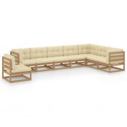 vidaXL Mesa de trabajo de cocina con estante acero inox 120x60x150 cm