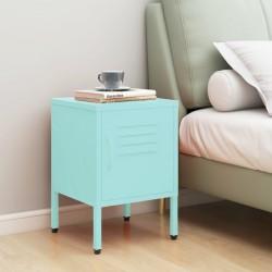 vidaXL Soporte con ruedas de plantas 6 uds plástico color bronce 38 cm