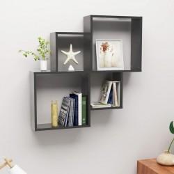vidaXL Cubo de basura con sensor automático acero inoxidable 52 L