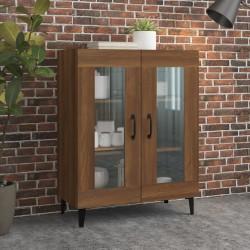 vidaXL Cubo de basura con sensor automático 62 L acero inoxidable