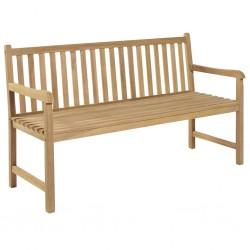 vidaXL Cubo de basura con sensor automático 52 L negro