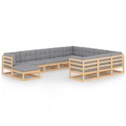 vidaXL Bicicleta para niños 12 pulgadas negro y azul