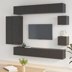 vidaXL Colchón de aire inflable con almohada rosa 130x190 cm