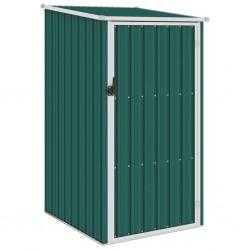 vidaXL Conjunto de cestas apilables 4 unidades de sauce marrón