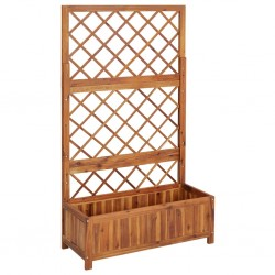 vidaXL Carpa para celebraciones con 4 paredes de malla blanco 4x6 m