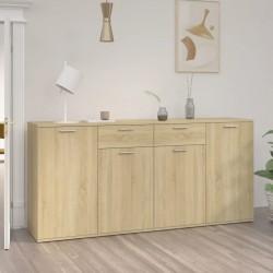 vidaXL Conductos para desagüe de ducha acero inoxidable 53x14 cm