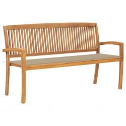 vidaXL Caja de palés 3 unidades madera maciza de pino 50x100 cm
