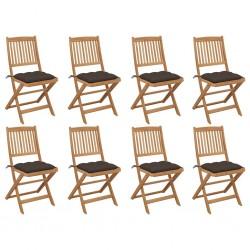 vidaXL Caja de palés de madera maciza de pino 100x100 cm