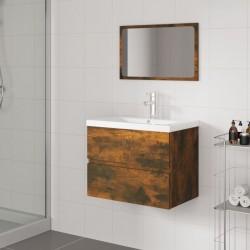 vidaXL Brasero de acero negro 35x35x99 cm