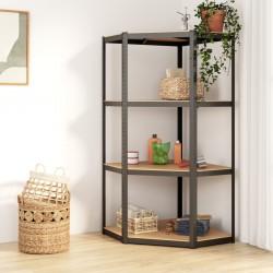vidaXL Tumbonas con cojines 2 unidades madera maciza de teca azul