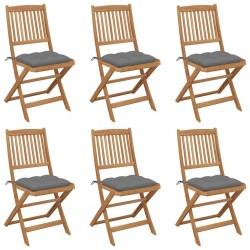 vidaXL Biombo de 6 paneles ratán sintético gris antracita 360x200 cm