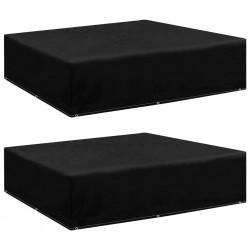 vidaXL Invernadero con cimientos de acero 45 m² 15x3x2 m