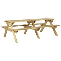 vidaXL Tornillo de banco giratorio hierro fundido 125 mm