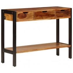 vidaXL Juego de muebles de jardín 6 piezas ratán sintético negro