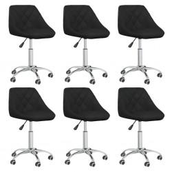 vidaXL Escritorio de aglomerado negro brillante 140x50x77 cm