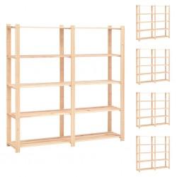 vidaXL Cenador tela gris antracita 3x4 m