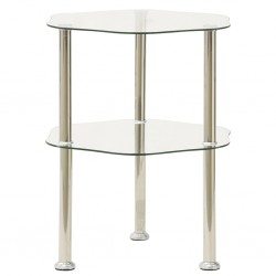 vidaXL Hervidor de sopa eléctrico de acero inoxidable 10 L