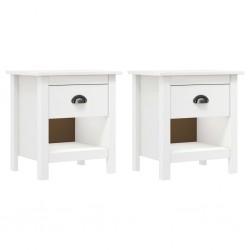vidaXL Escritorio de aglomerado blanco y roble Sonoma 140x50x76 cm